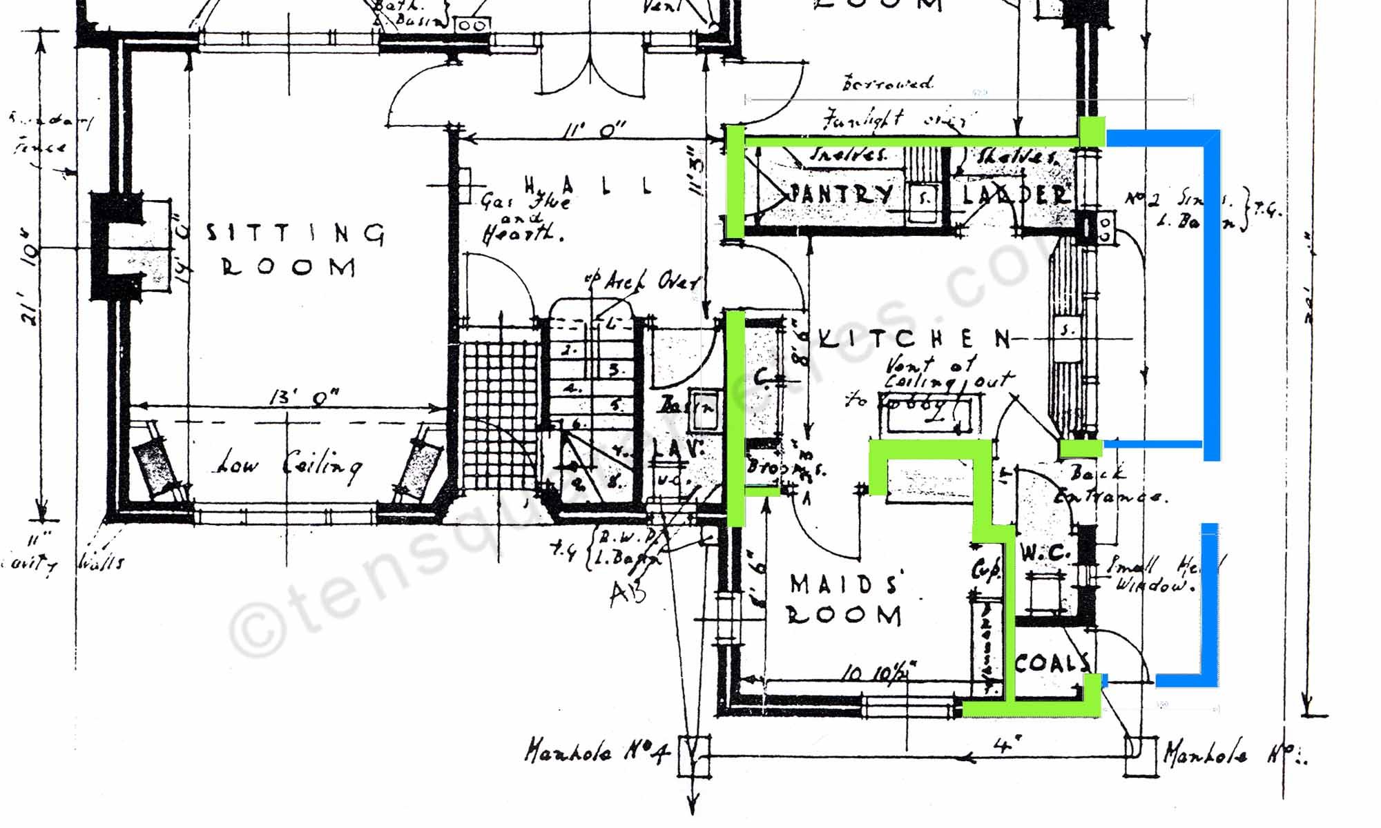 Home ideas for House extension drawings