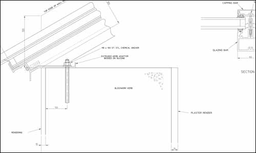 Self Build House Extension | Roof | Glass Roof Planning